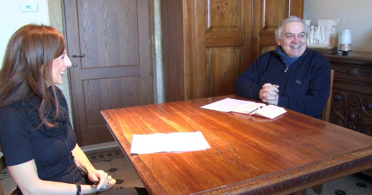 Le strade della vita: dialogo con padre Ermes Ronchi