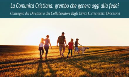 Ufficio catechistico nazionale: presentato il Convegno nazionale 2018