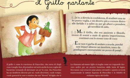 """Io Pinocchio"": mostra itinerante a Piacenza dal 14 gennaio"