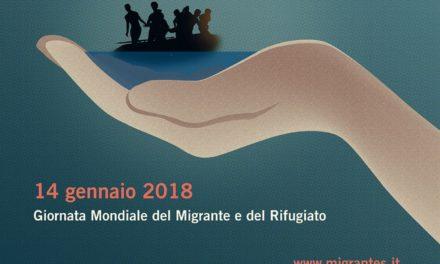 """""""Accogliere, proteggere, promuovere e integrare i migranti e i rifugiati""""  :"""
