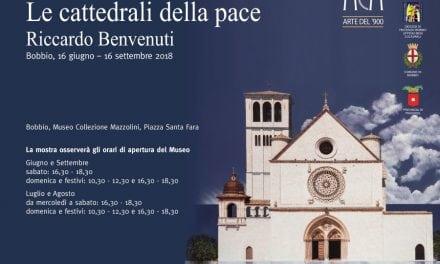 """Bobbio: """"Le Cattedrali della pace"""""""