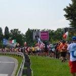 In partenza il cammino dei giovani verso Roma