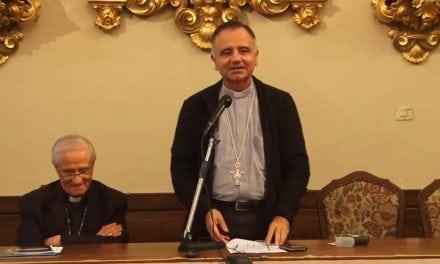"""""""Comunione è Missione"""" – Mons. Erio Castellucci – convegno pastorale 2018"""