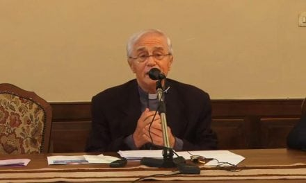 """Li mandò a due a due"" – Mons. Gianni Ambrosio – convegno pastorale 2018"