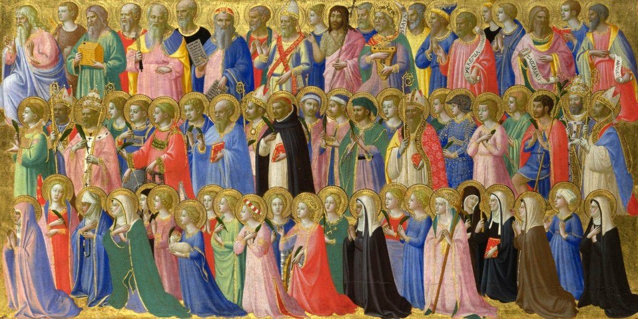 Solennità di tutti i Santi : celebrazione con il Vescovo