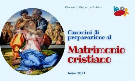 Cammini di preparazione al matrimonio cristiano: il calendario 2020/2021