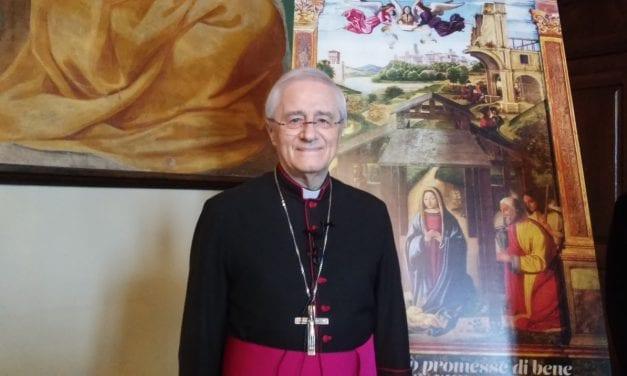 Mons. Gianni Ambrosio alla guida della Diocesi ancora per un anno
