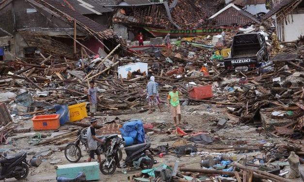 EMERGENZA INDONESIA:PROSEGUE L'IMPEGNO CARITAS DOPO LO TSUNAMI