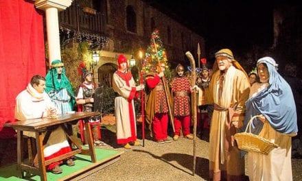 Rivalta: presepe vivente la notte di Natale