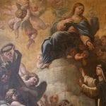 Chiesa di Santa Teresa: presentazione restauro della tela attribuita a Luca Giordano