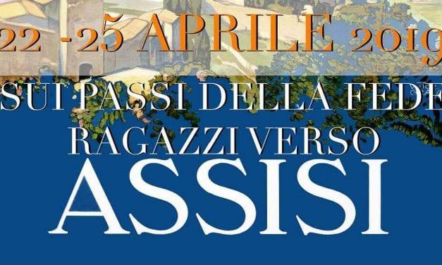 Assisi: pellegrinaggio diocesano dei ragazzi cresimati