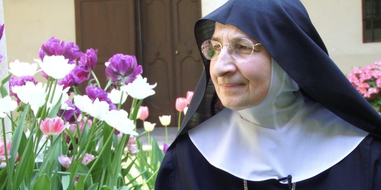 Quaresimale presso il monastero benedettino: video integrale della meditazione di madre Emmanuel