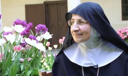 """""""Mi ha amato e ha dato se stesso per me. Cosa significa questo per me?"""" secondo quaresimale – con Madre Maria Emmanuel Corradini"""