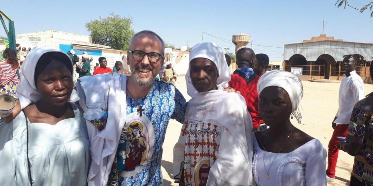 Centro missionario: incontro con padre Filippo Ivardi Ganapini