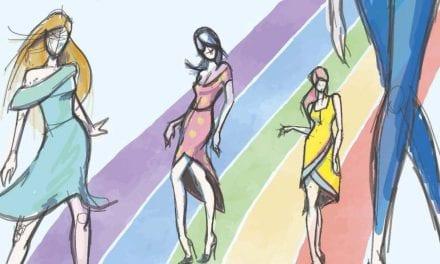 """""""Over the rainbow"""": passerella solidale di abiti e accessori"""