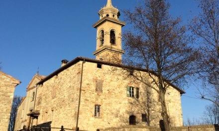 Nibbiano: festa al Santuario della Madonna del Monte