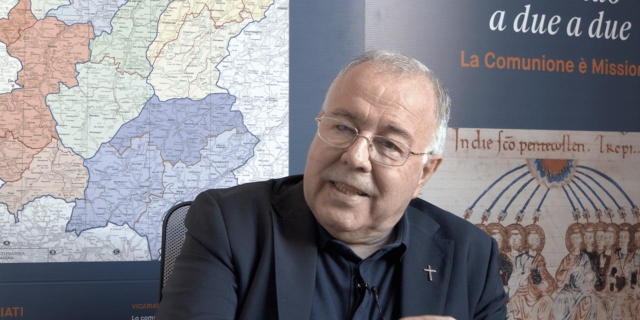 """""""UNA CHIESA GRATA, LIETA E CORAGGIOSA"""": CONVEGNO DIOCESANO 2019 – Don Luigi Chiesa"""