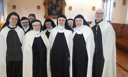Professione Solenne di Antonella Teresa Sincletica della Carità di Cristo