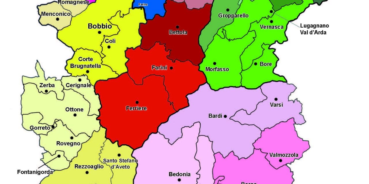 Comunità Pastorali: la nuova mappa della nostra Diocesi