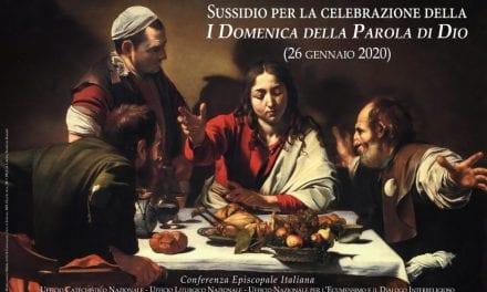 Domenica della Parola di Dio: sussidio CEI per la celebrazione