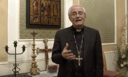 Il videomessaggio del Vescovo alla Diocesi per l'inizio del tempo di Quaresima