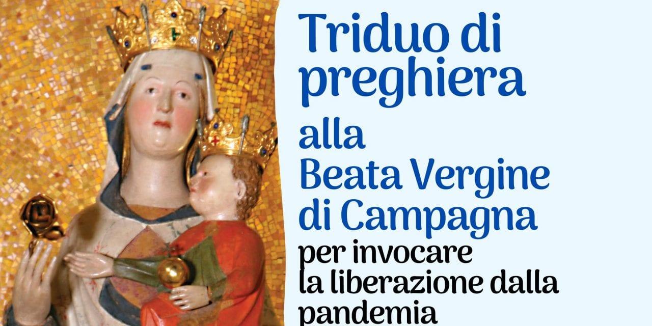 Mons. Ambrosio: Triduo di preghiera alla Beata Vergine di Campagna