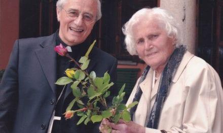 E' deceduta Caterina Castellina, ved. Ambrosio, madre del nostro Vescovo