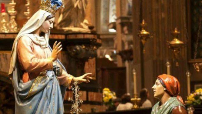 1° maggio: Atto di Affidamento dell'Italia a Maria