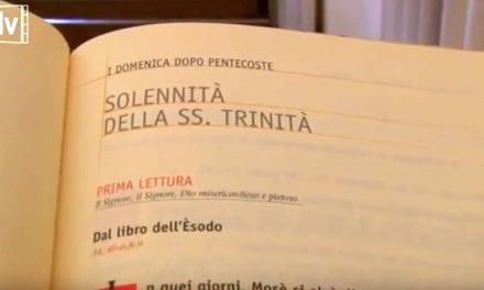 Vangelo di domenica 7 giugno 2020 – Santissima Trinità