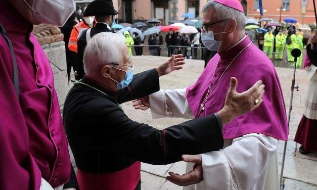 Ingresso Mons. Adriano Cevolotto: la celebrazione in Cattedrale