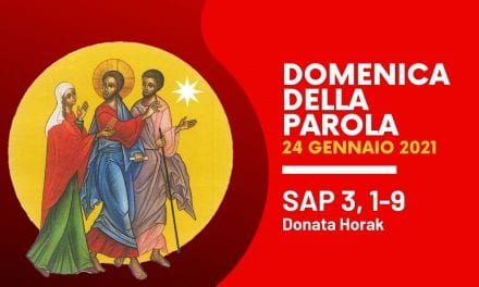 Domenica della Parola • Sap 3, 1-9 • Donata Horak