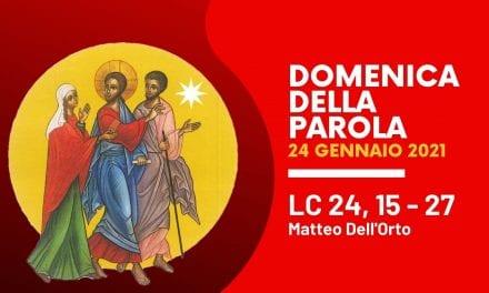 Domenica della Parola • Luca 24, 15-27 • Matteo dell'Orto