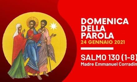 Domenica della Parola • Sal 130 • Madre Emmanuel Corradini
