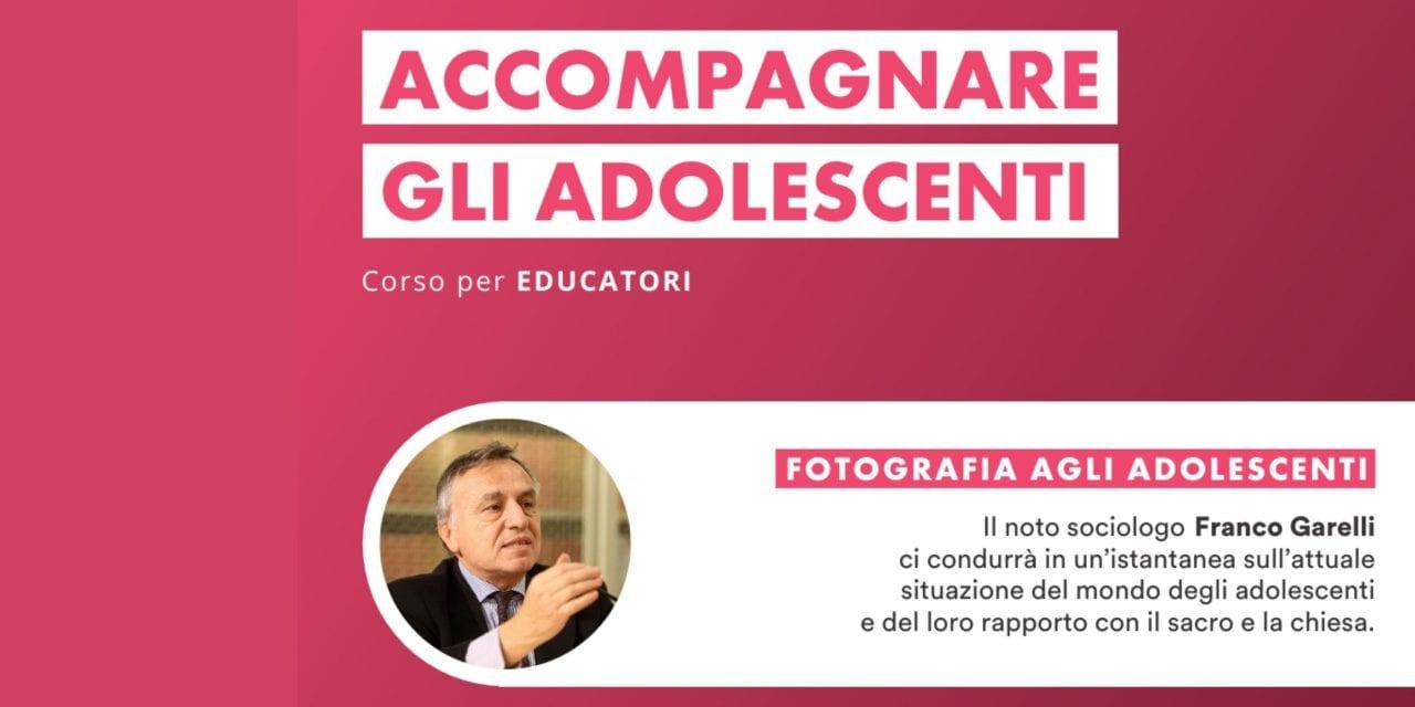 CORSO EDUCATORI ADOLESCENTI: IL PRIMO INCONTRO