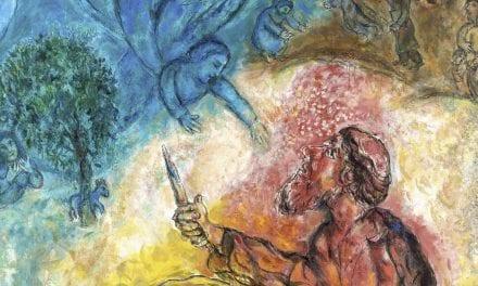 BERIT • L'audiovisivo con il dipinto di Chagall