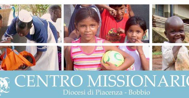 Centro missionario: incontro e preghiera con alcuni missionari piacentini