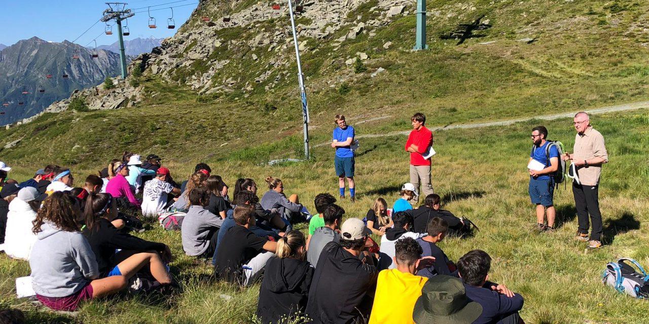 Rientrano a Piacenza i giovani della vacanza di Resy con l'Azione Cattolica