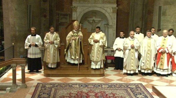 Comunicato della Cancelleria Vescovile: nomine nel clero
